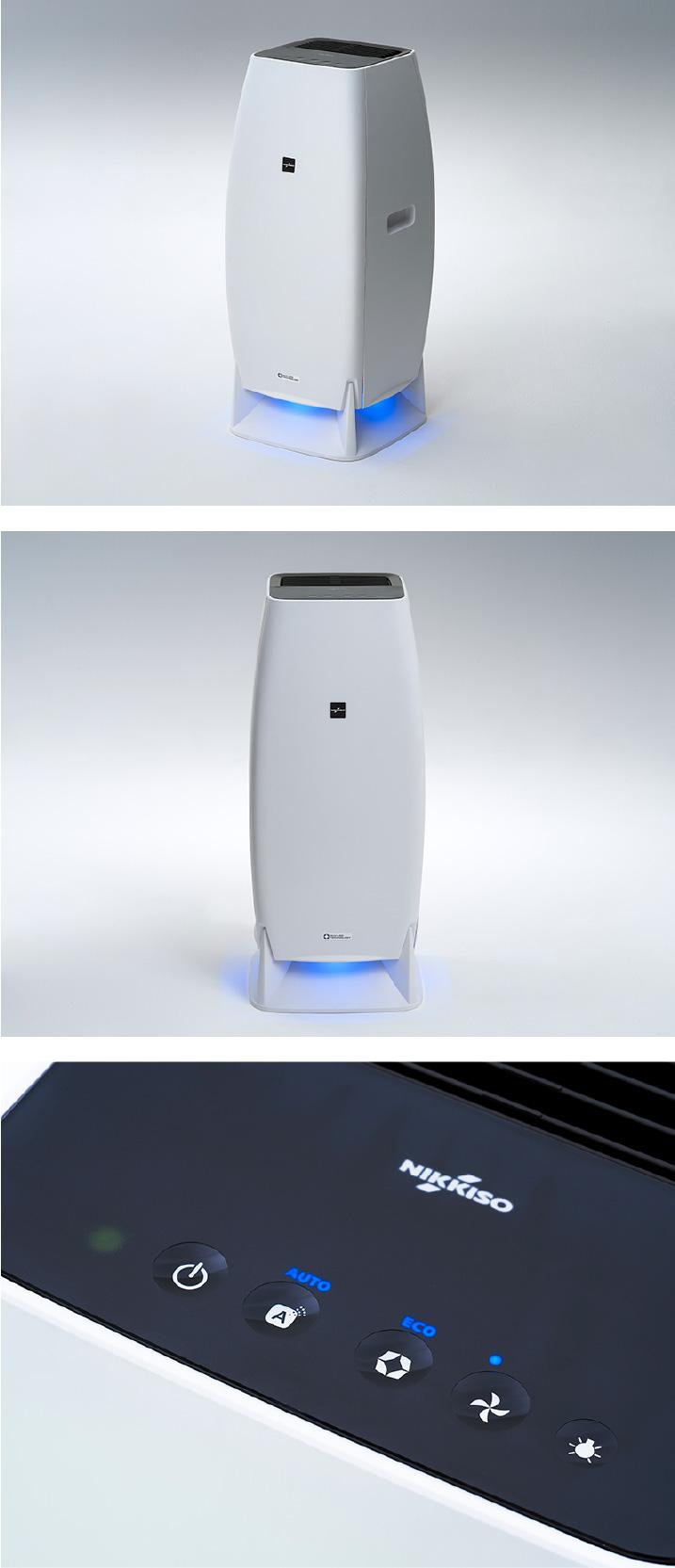 深紫外線LED×光触媒空間除菌消臭装置 ハイパワーモデル Aeropure M